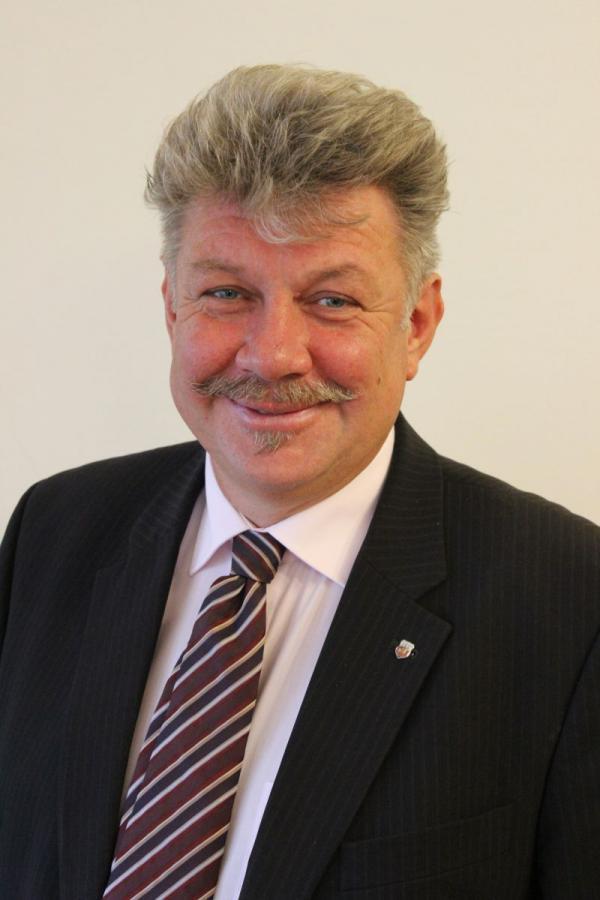 Bürgermeister Jörg Gehrmann