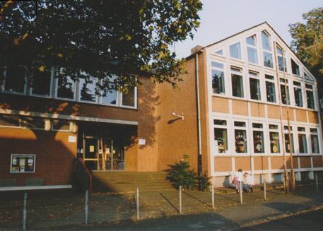 Johannes-weg Fassade