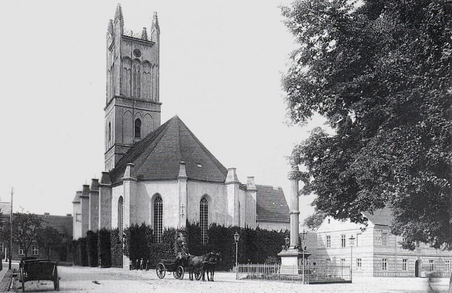 Die Johanniter Ordenskirche zu Sonnenburg