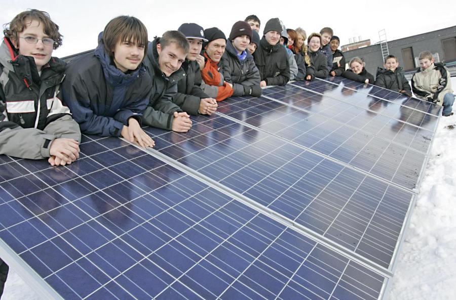 Solaranlage 2007