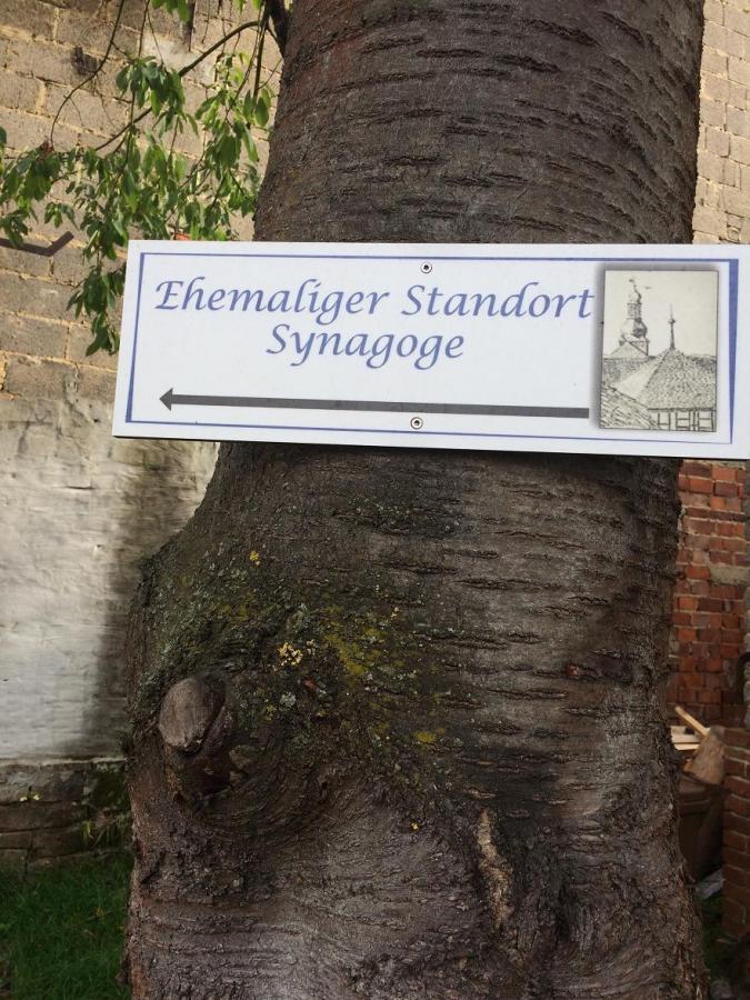 Standort der ehemaligen Synagoge