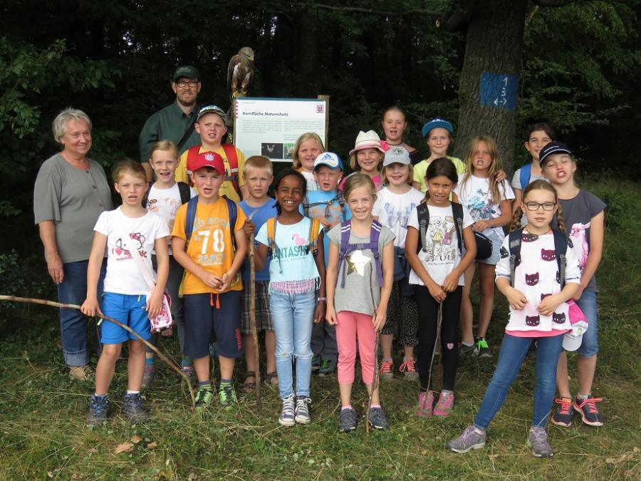 Ferienprogramm 2016 - NABU Ortsgruppe Großenlüder