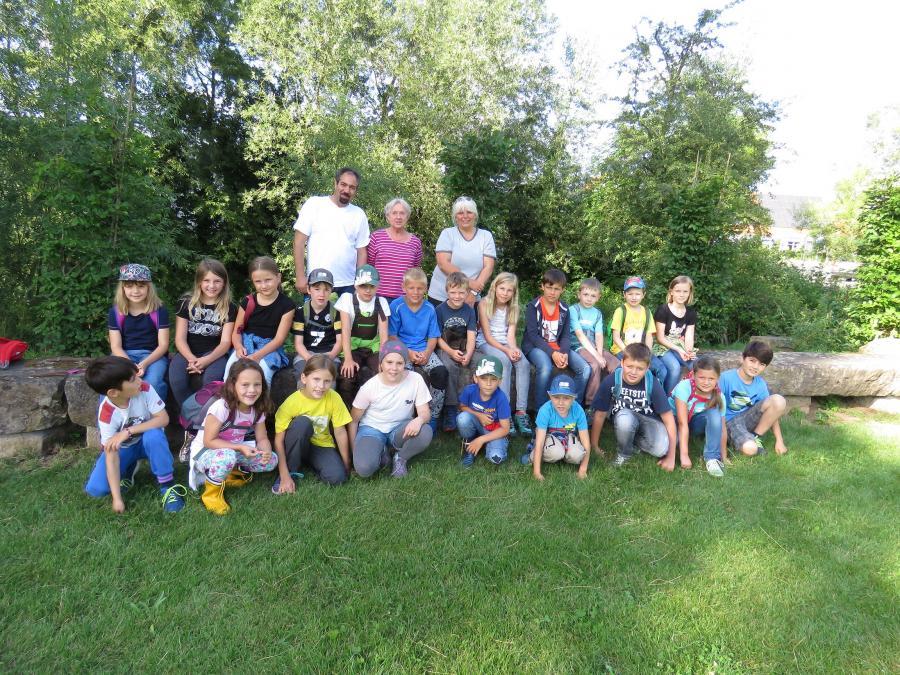Ferienprogramm 2017 von Nabu und Bund