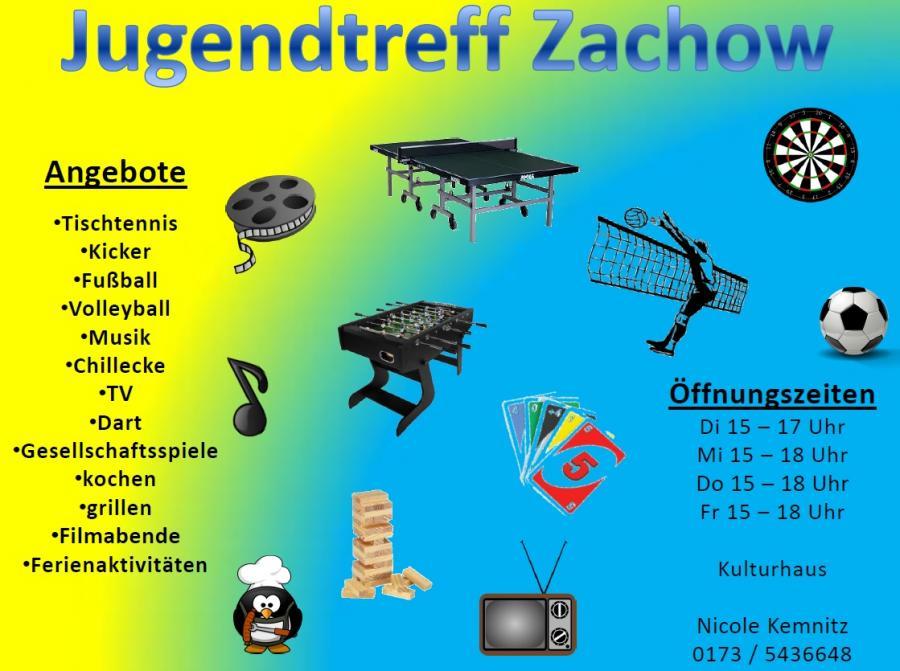 Jugendtreff Zachow 2019
