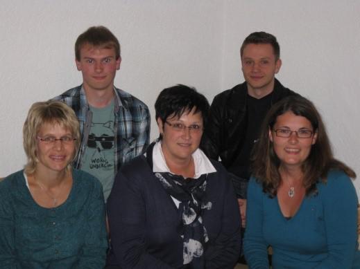 Jugendteam der Pfarrei