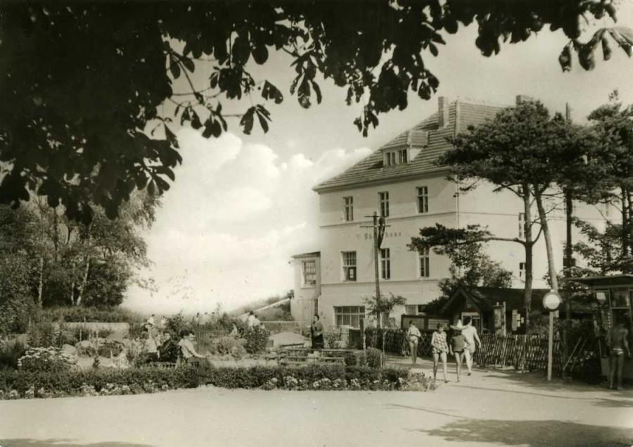 Juliusruh Das Dünenhaus