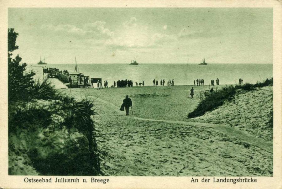 Juliusruh und Breege