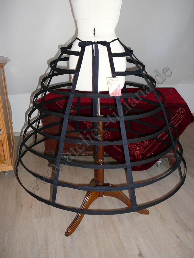 Käfig Krinoline round cage crinoline