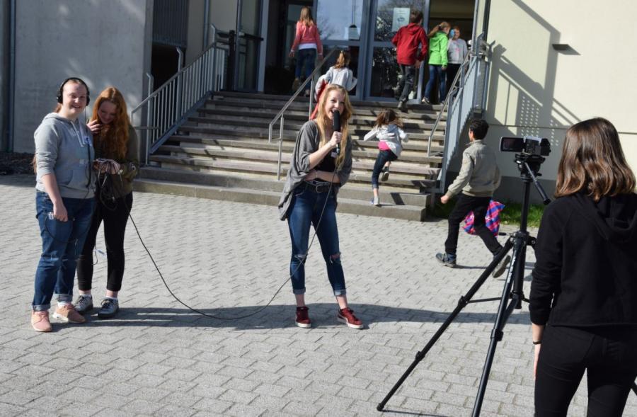 Filmworkshop bei der Juparti