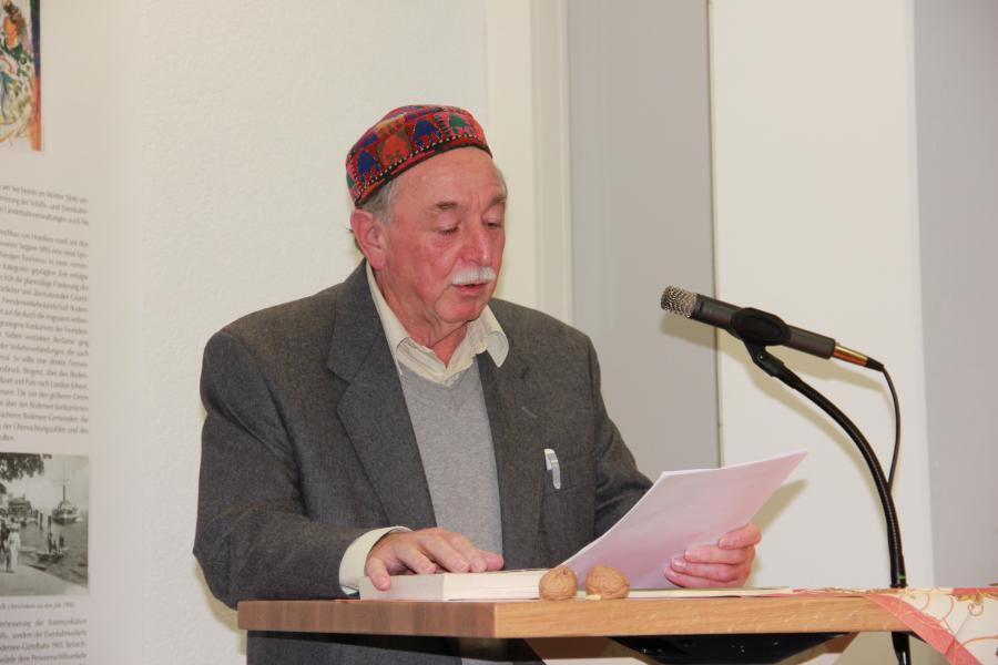 Jurymitglied Dr. Lorenz Göser