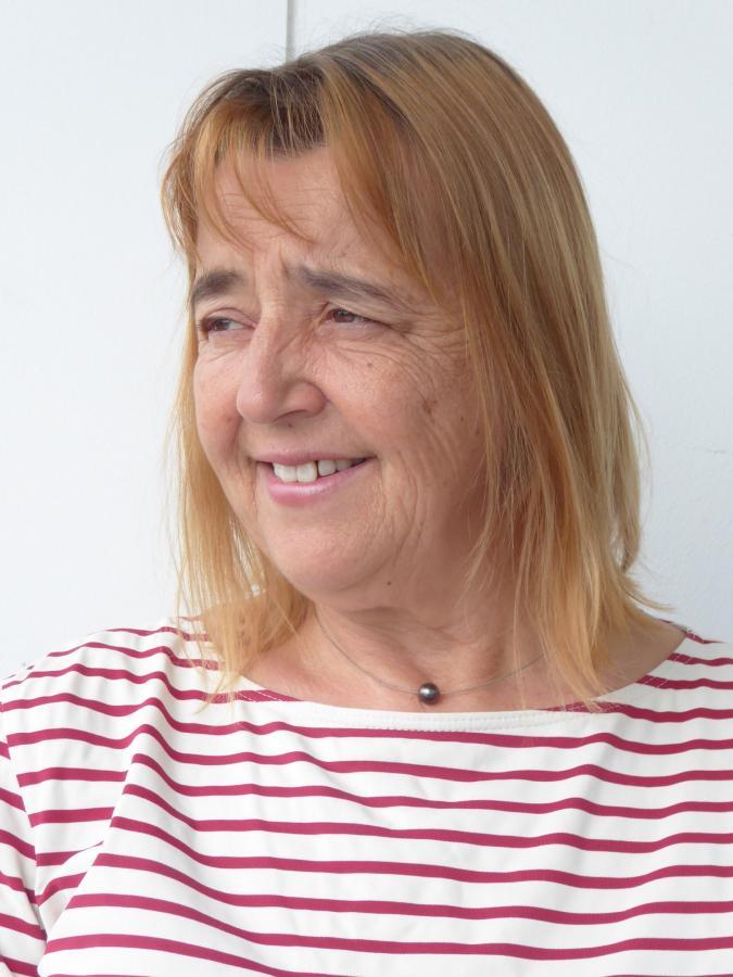 Jurymitglied Monika Schüler