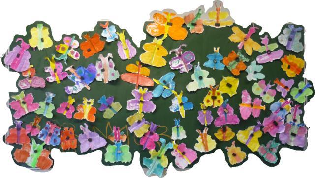 So viele Schmetterlinge - Der Frühling kann kommen!