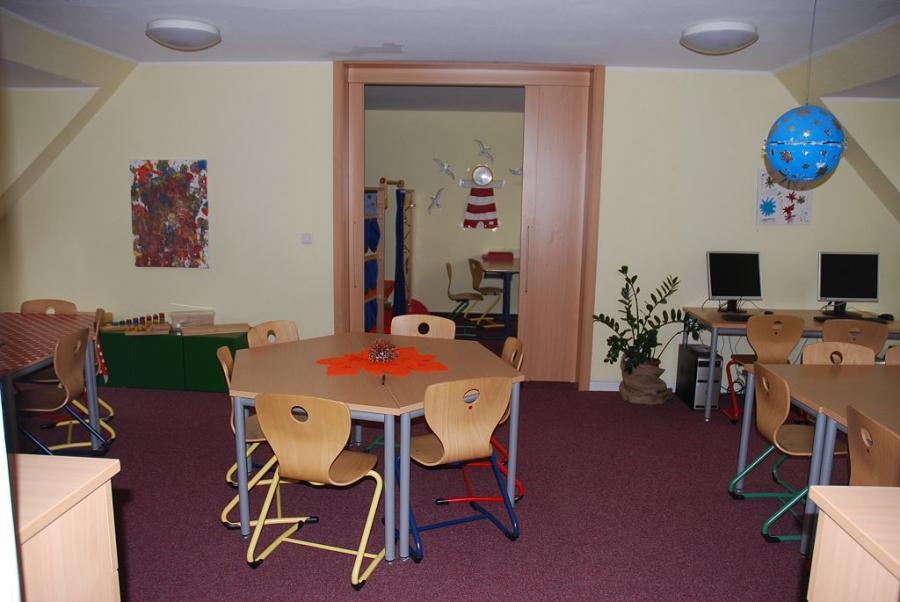 Raum 2 - Bastelzimmer