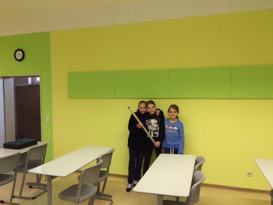 Klassenraum 5b 2014