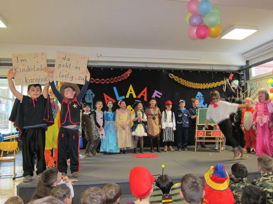 Kinderlieder-Karneval