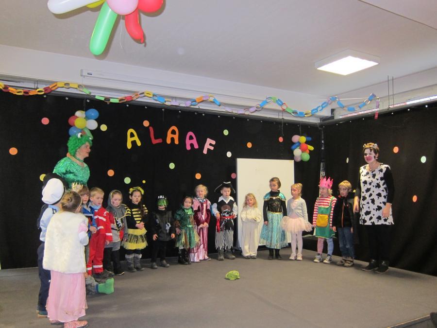 Karneval Waldkindergarten