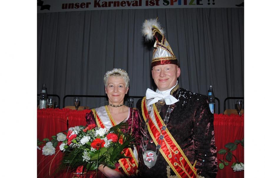 Volker I und Antje I