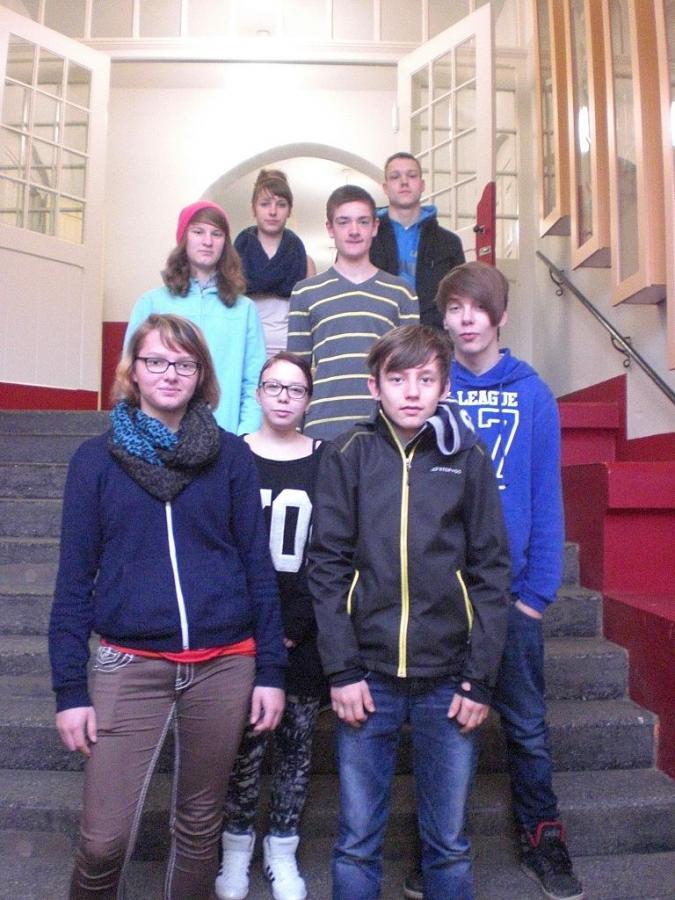 Stäkste Schüler 2015