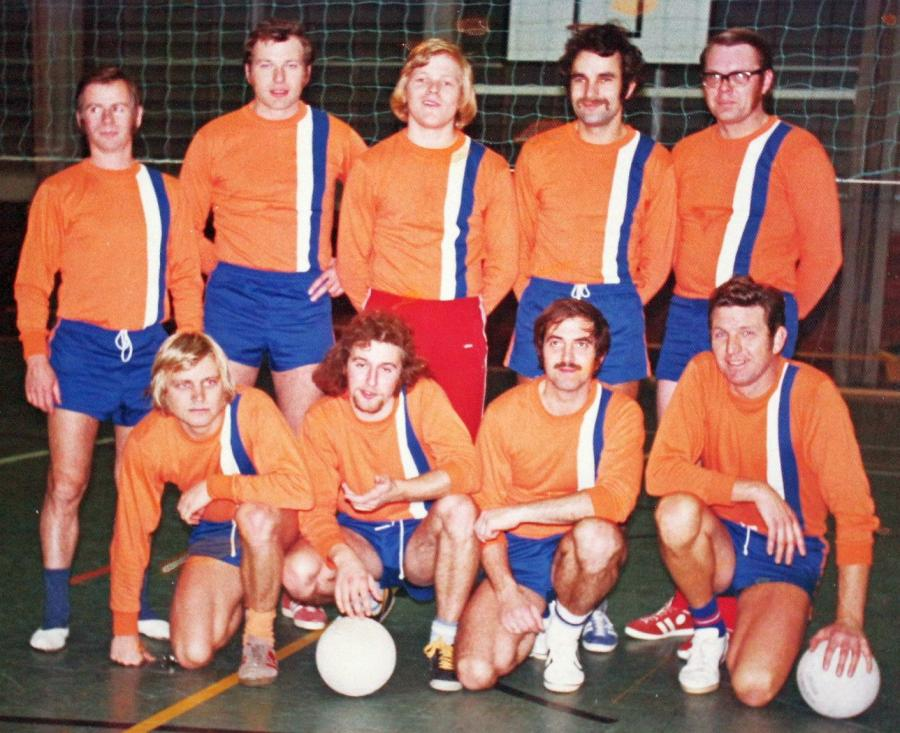 Volleyballer 1973