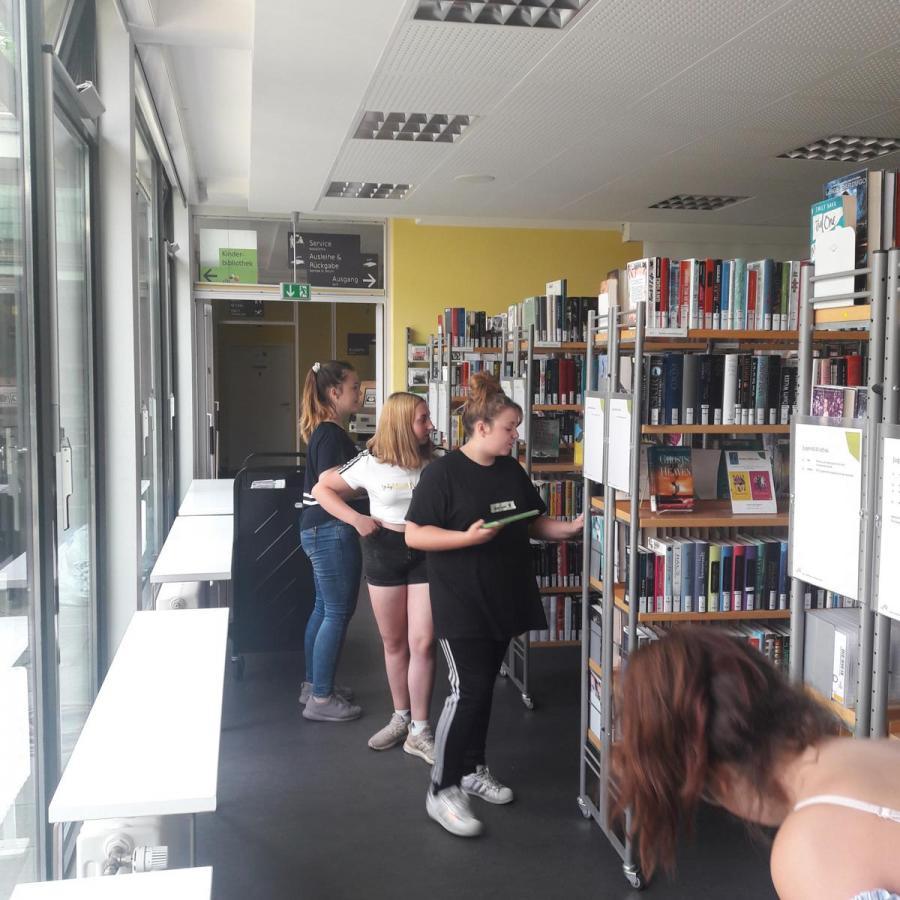 Moderne Bibliotheken Bild 1