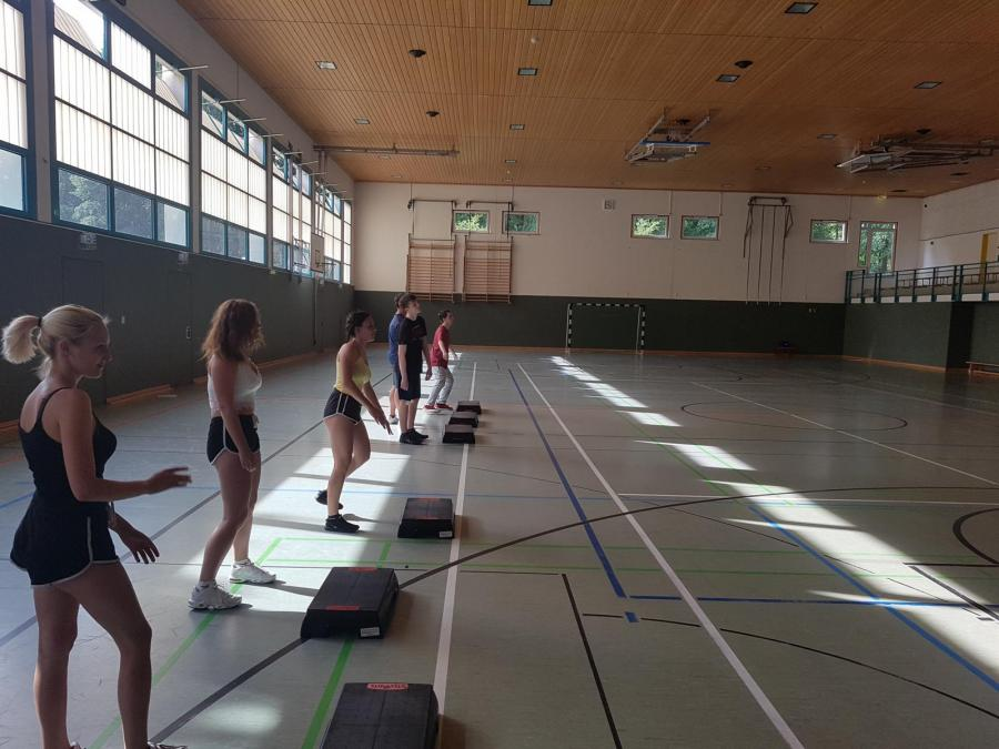 Aerobic Bild 2