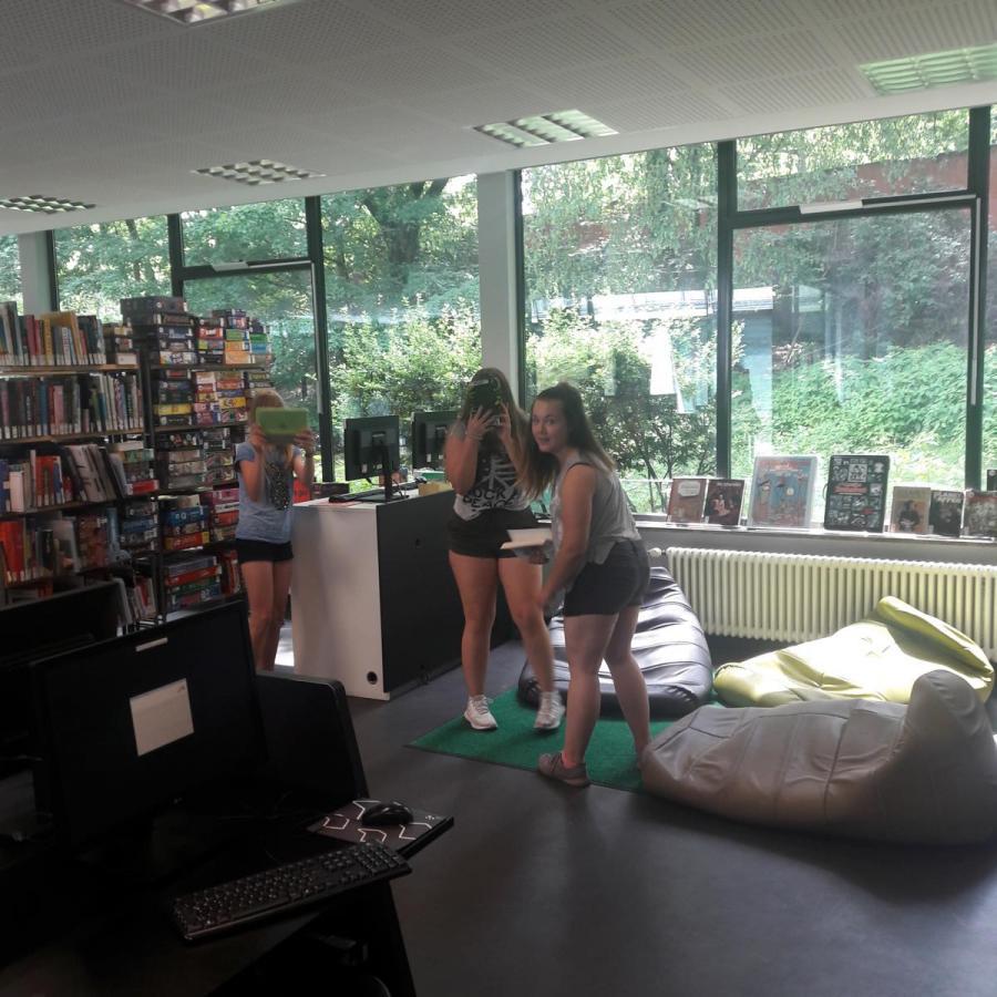 Moderne Bibliotheken Bild 3