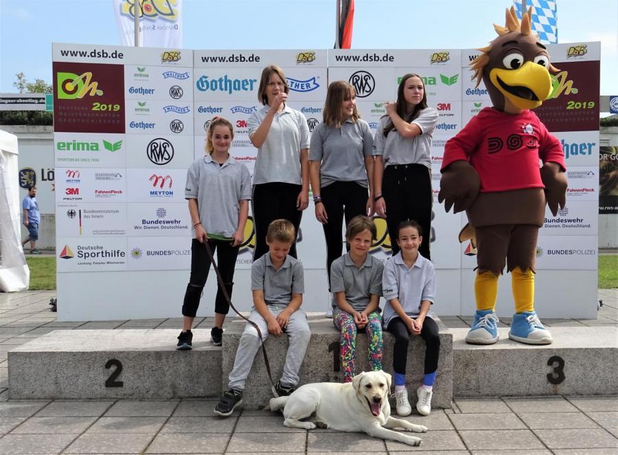 Unsere Schützen 2019 München