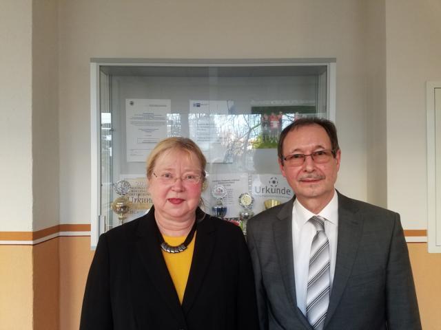 Verabschiedung Schulleiter Dr. Fechner Januar 2019