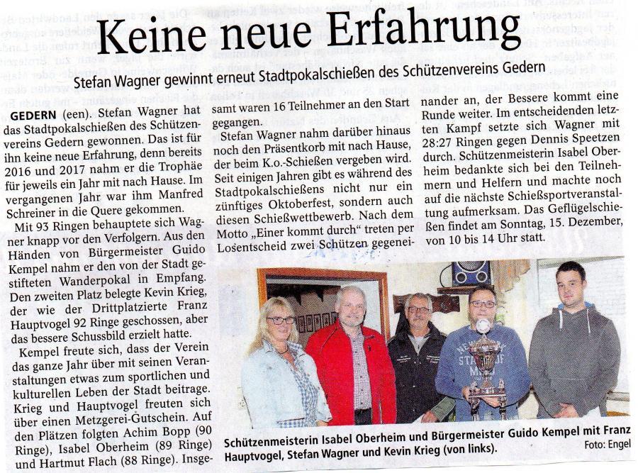 Kreis-Anzeiger 8.10.2019