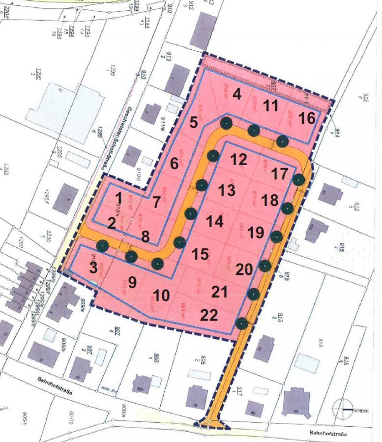 Wohnbaugebiet Kälbersteinblick