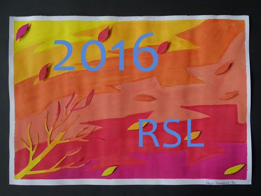 Schulkalender 2016