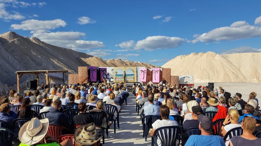 Kalimandscharo-Festspiele Zielitz