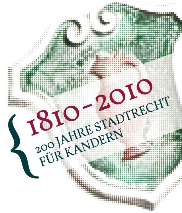 200 Jahre Stadtrecht für Kandern