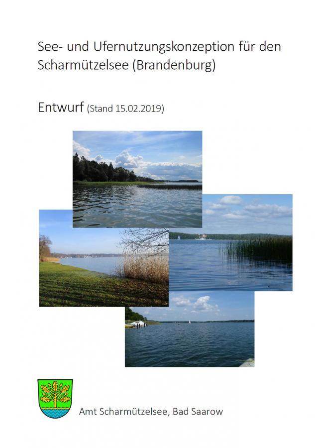See- und Ufernutzungskonzeption für den Scharmützelsee