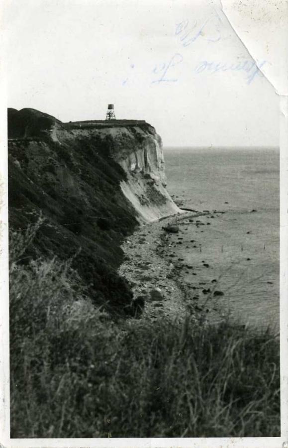 Kap Arkona Rügen 1959