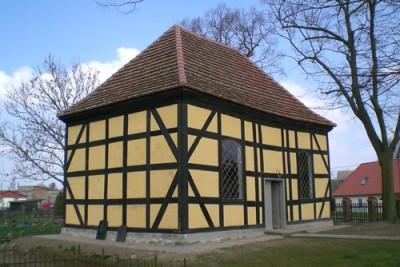 Kapelle in Passentin