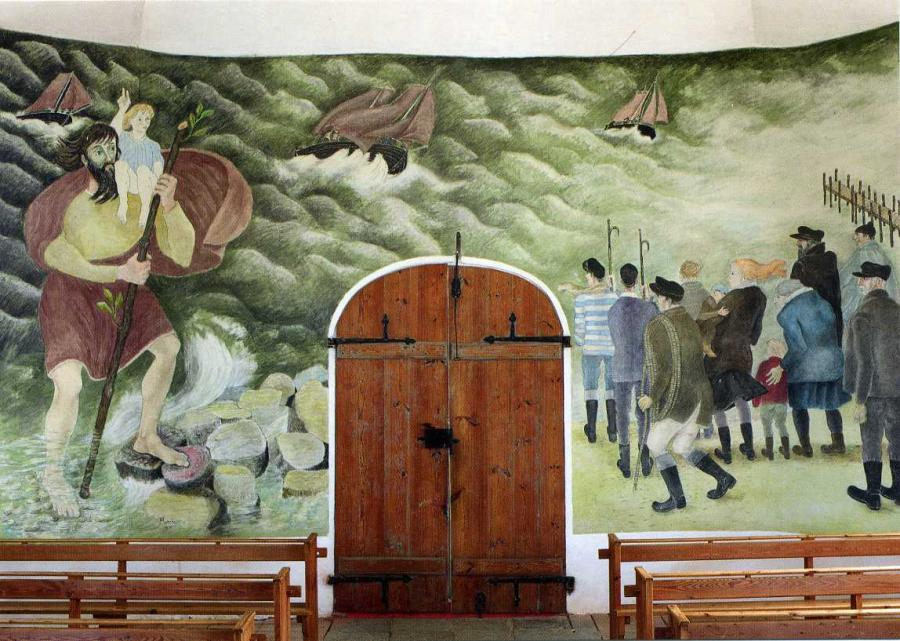 Kapelle Vitt Rügen  2005