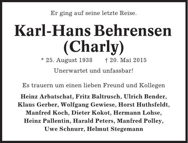 Karl-Hans Behrensen