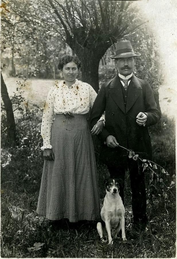 Karl & Marie Anspach