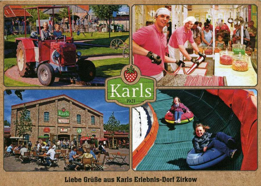 Karls Erlebnis-Dorf Zirkow