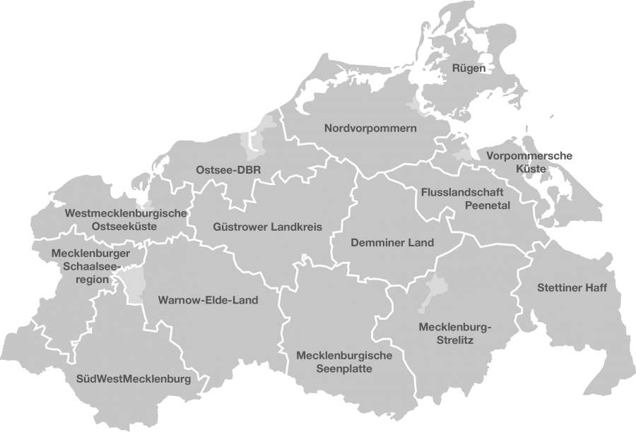 LEADER in Mecklenburg-Vorpommern