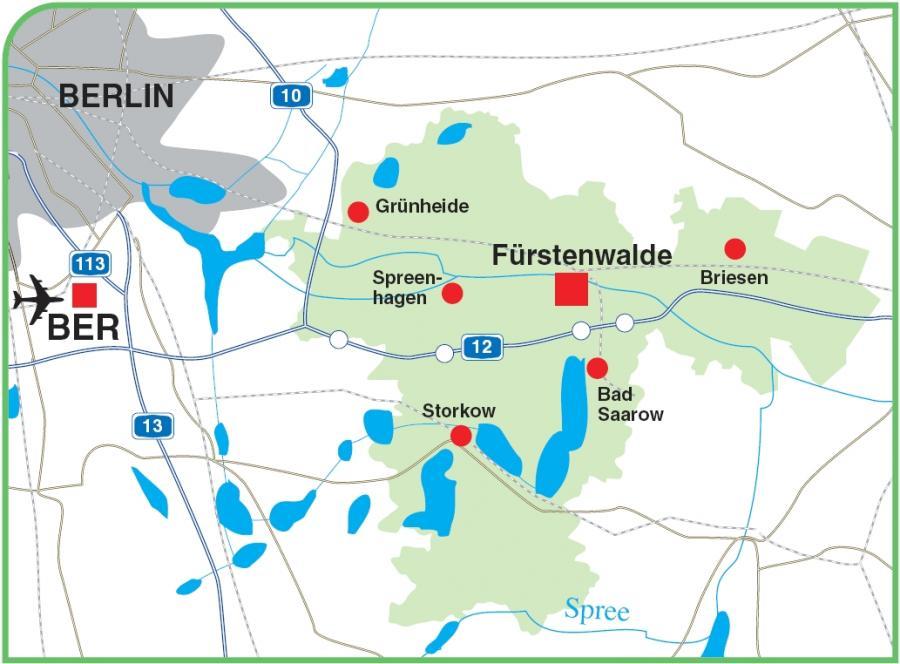 Karte der Region @see_groß