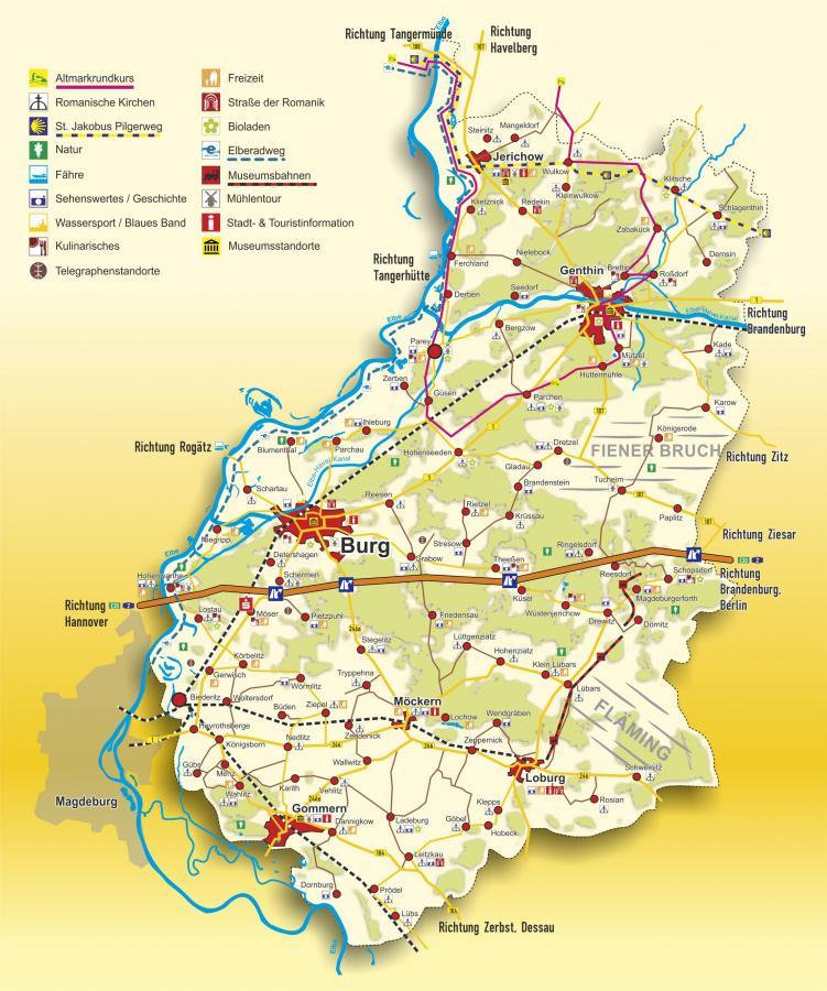 Karte JL