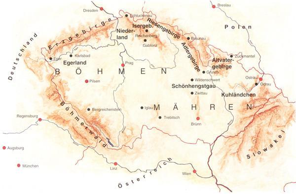 Sudetendeutsche Krippenlandschaften