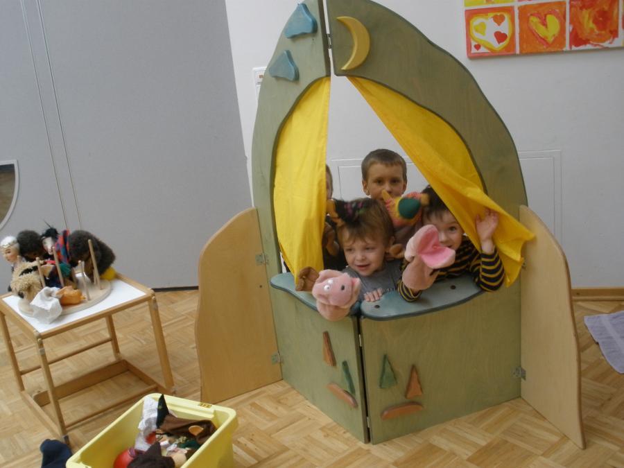 Kindergarten vogelnest im siegmeer hauingen pl ne for Raumgestaltung nestgruppe