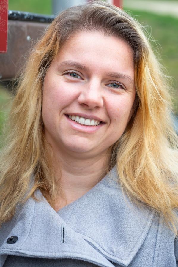 Rebecca Zeitz (Kassenprüferin)