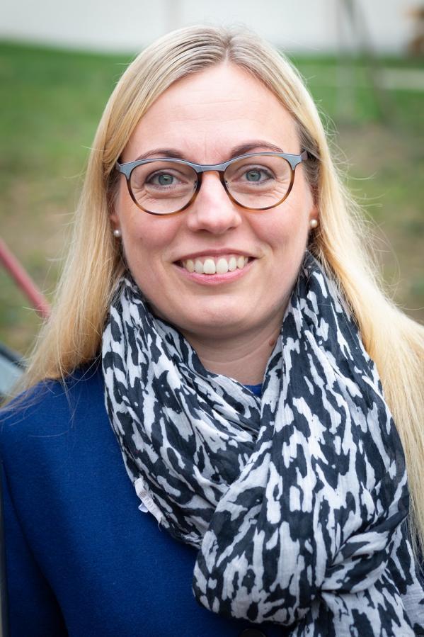 Stefanie Klein (Kassenwartin)