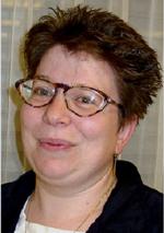 Kassiererin Dagmar Lebenstedt