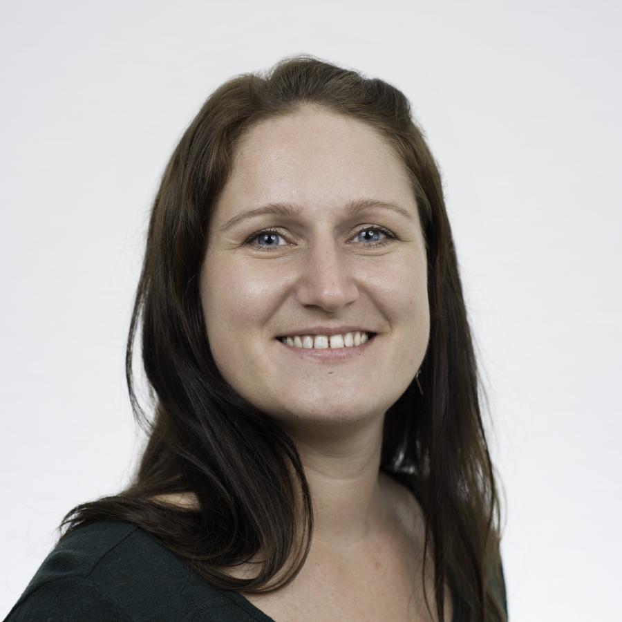 Bild zeigt Katharina Kächelein; Foto: Maintal Aktiv Freiwilligenagentur