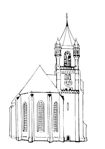 B - Logo St. Katharinen